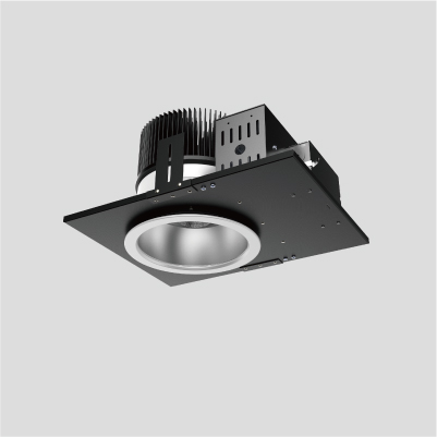 High Lumen ouput REV 8 PRIME Recessed Downlight from Meteor Lighting
